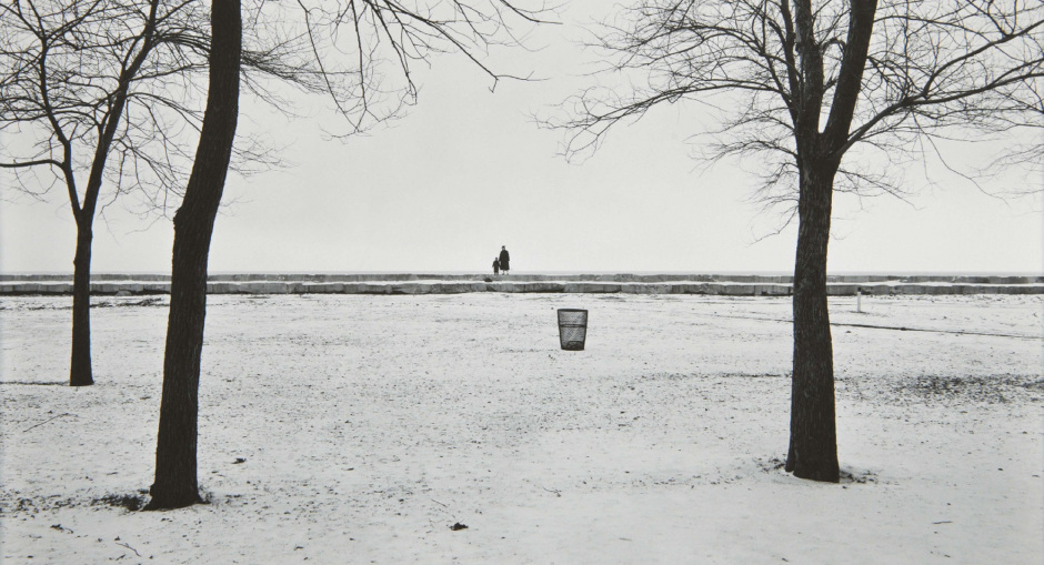 Harry Callahan. La belleza de lo simple
