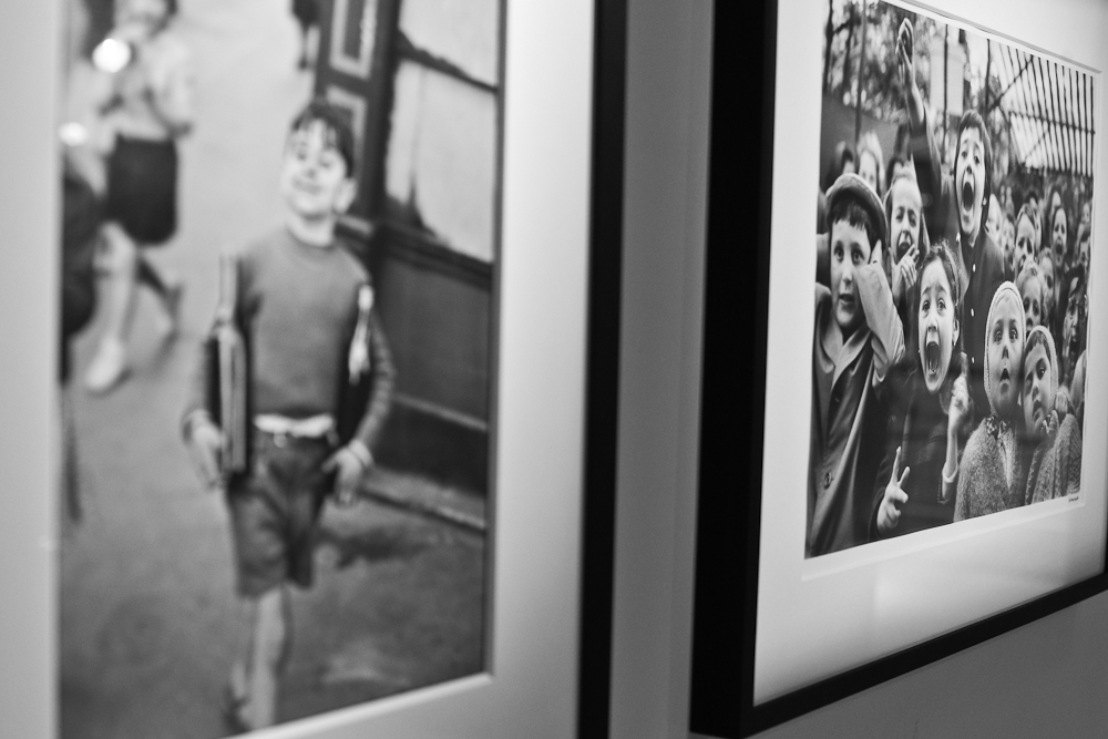 Cartier-Bresson en Beetles and Huxley @ Nacho Rivera
